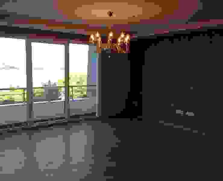 Asian style living room by 4 Duvar İthal Duvar Kağıtları & Parke Asian