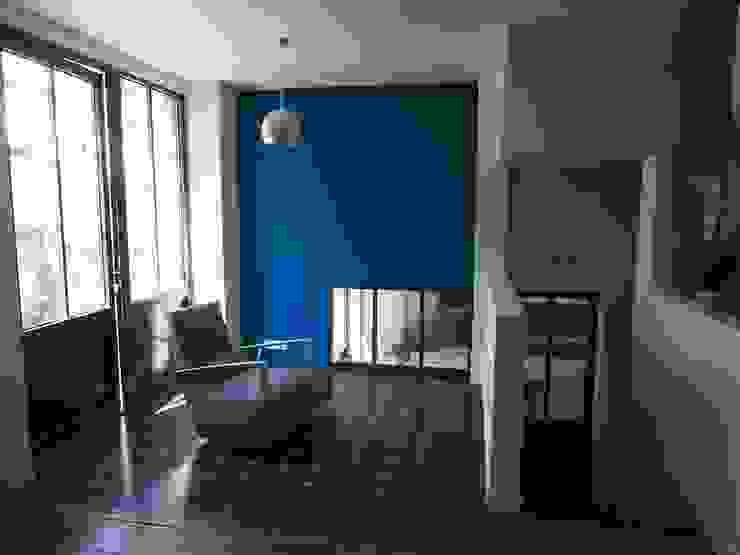 agence MGA architecte DPLG Salones de estilo minimalista