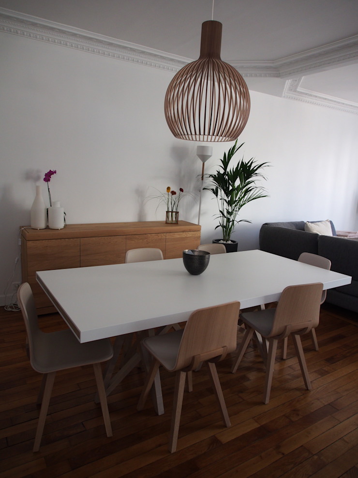 Modern Dining Room by agence MGA architecte DPLG Modern