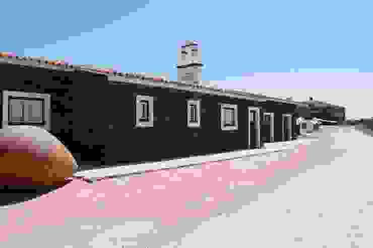 Casa rurale di José Baganha & Arquitectos Associados Rurale