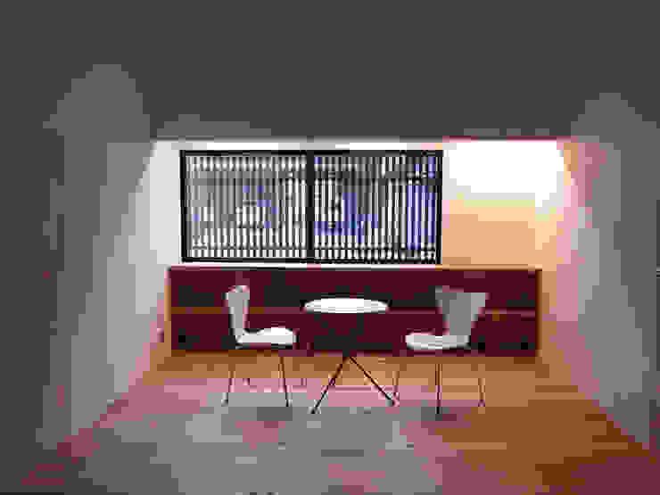 Workspace 和風デザインの 書斎 の ワダスタジオ一級建築士事務所 / Wada studio 和風