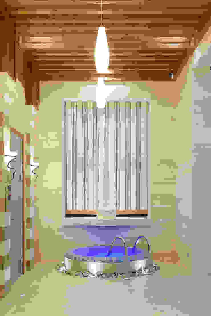 Резиденция в Горках 8 Спа в эклектичном стиле от дизайн-студия ZE-MOOV Эклектичный