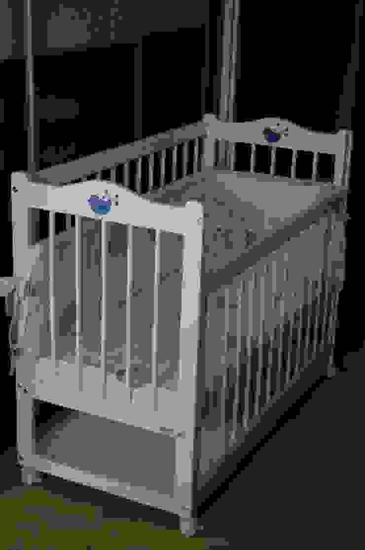 Łóżeczko kołyski i łóżeczka:) od lululaj Skandynawski