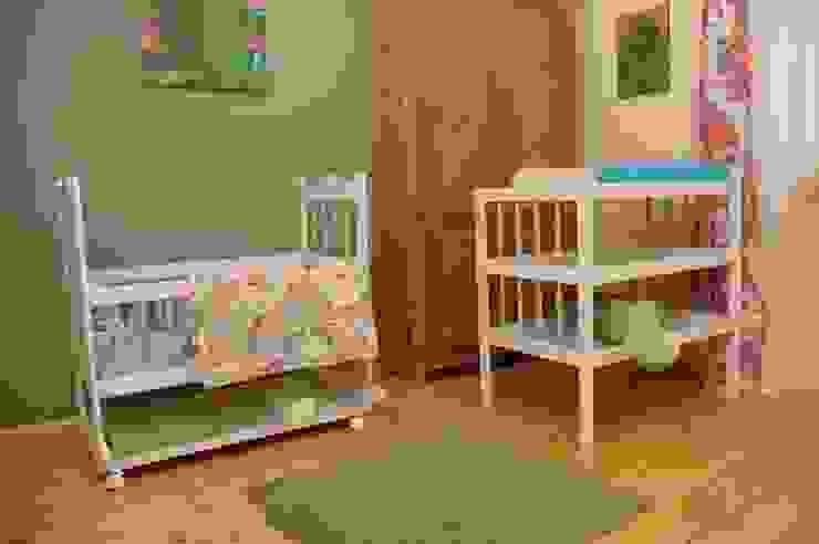Łóżeczko kołyski i łóżeczka:) Skandynawski pokój dziecięcy od lululaj Skandynawski
