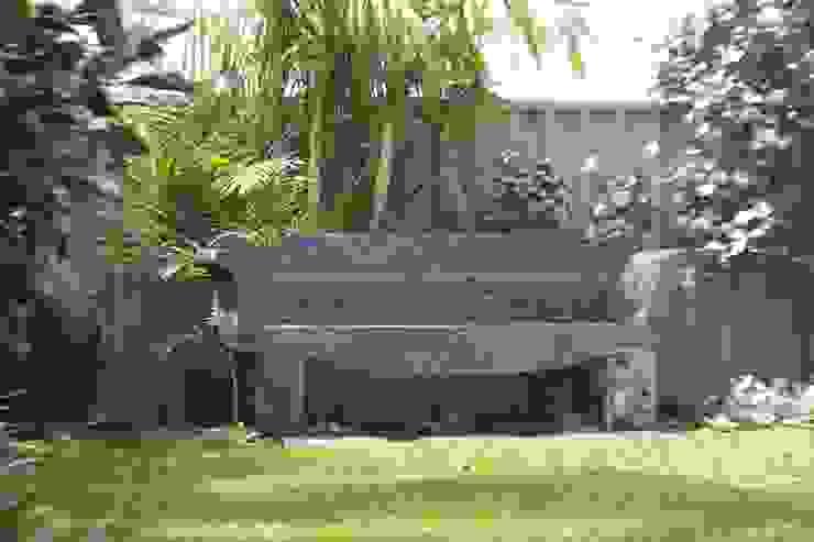 Scarborough Project Project Artichoke Tropical style garden