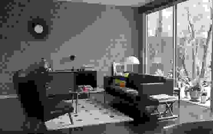 Moderne Wohnzimmer von 4 Duvar İthal Duvar Kağıtları & Parke Modern