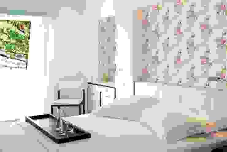 Uygulamalar Modern Yatak Odası 4 Duvar İthal Duvar Kağıtları & Parke Modern