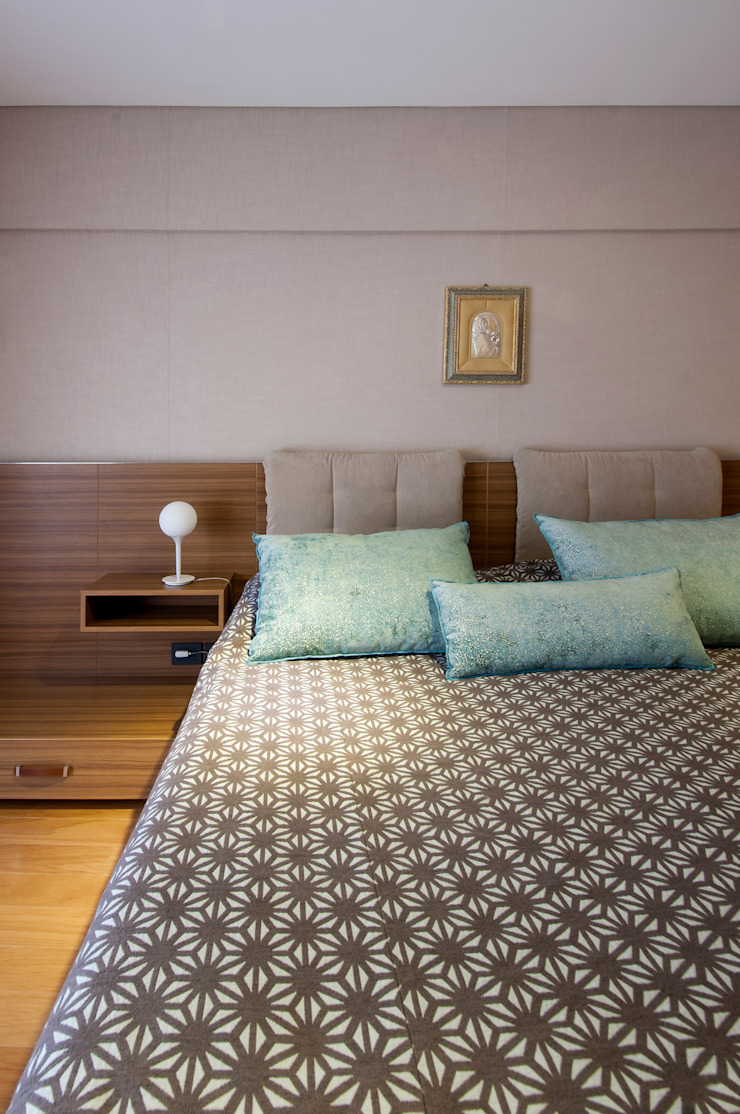 Estudio Sespede Arquitectos BedroomAccessories & decoration
