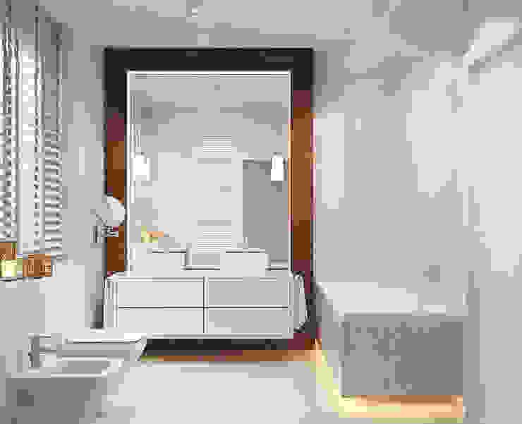 Finchstudio Modern Bathroom White