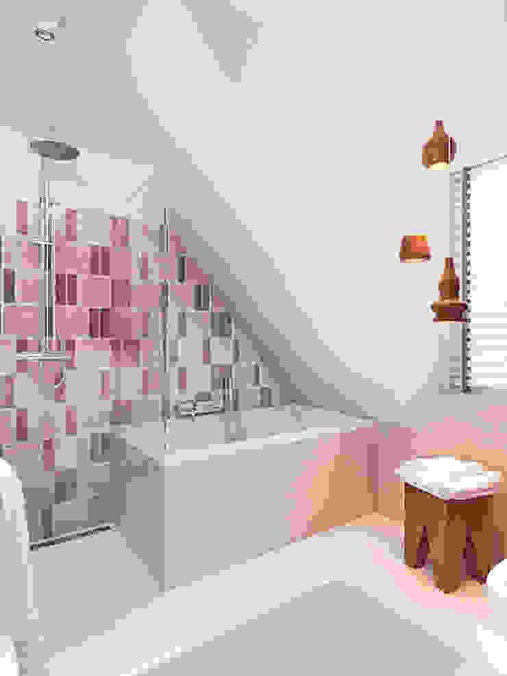 Finchstudio Scandinavian style bathroom