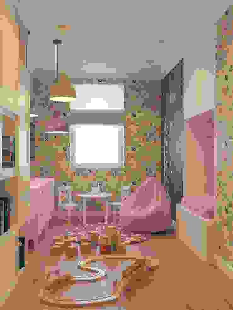 Finchstudio Modern Kid's Room