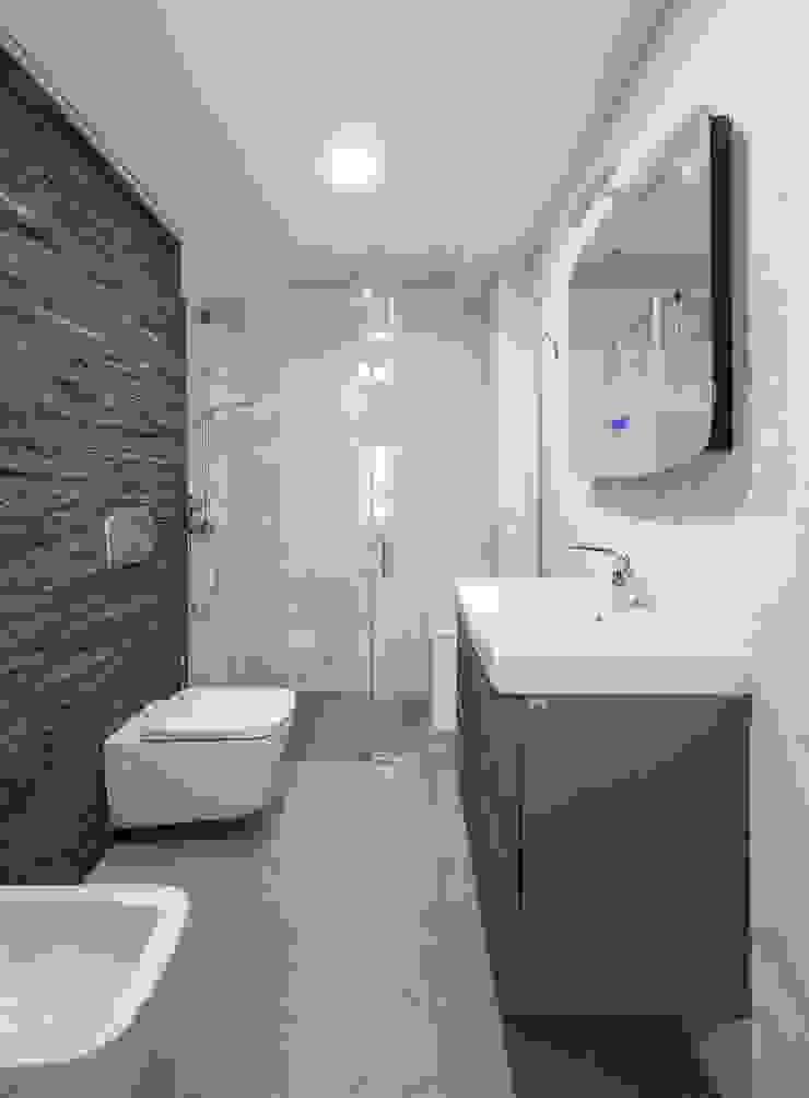 Baño 1 LLIBERÓS SALVADOR Arquitectos Baños de estilo minimalista