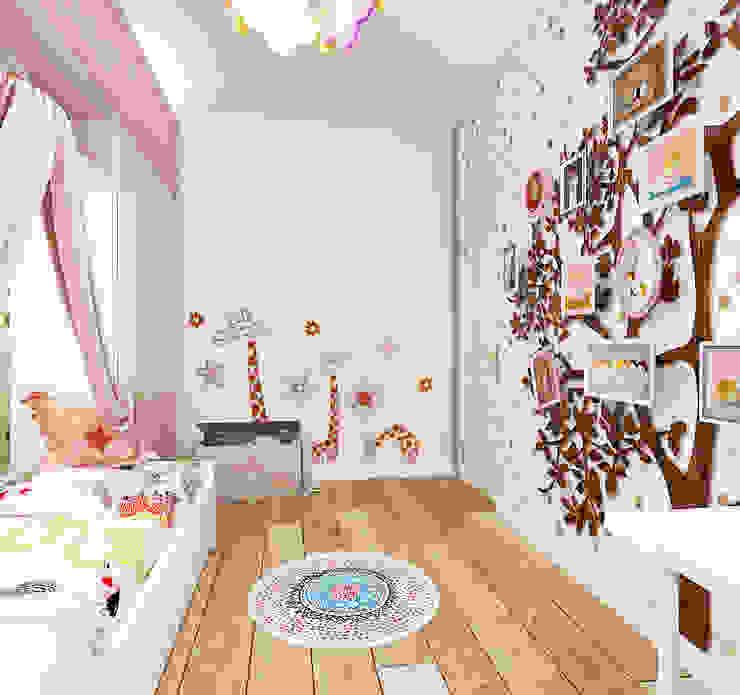 квартира на ул. Одесская Детская комнатa в классическом стиле от ООО 'Студио-ТА' Классический