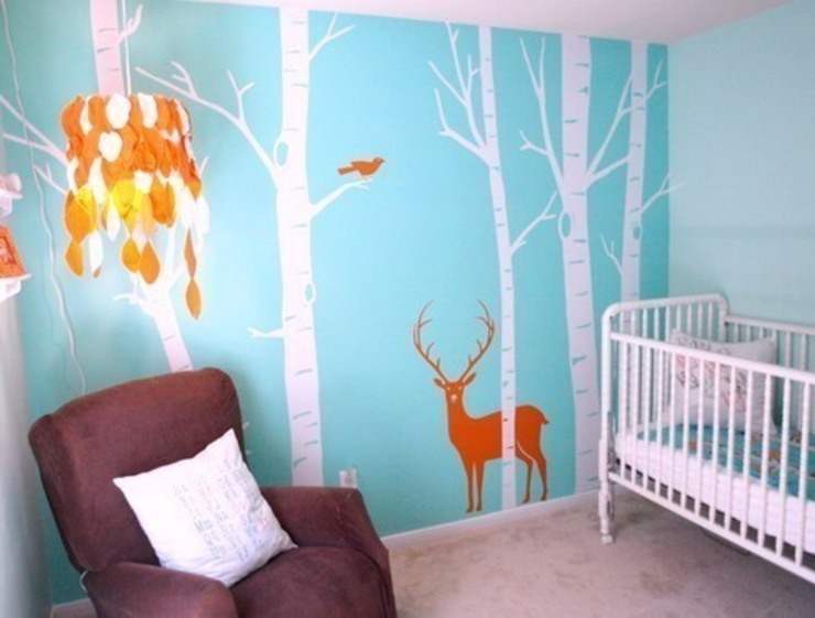 Jungle Wall Murals Banner Buzz Interior landscaping