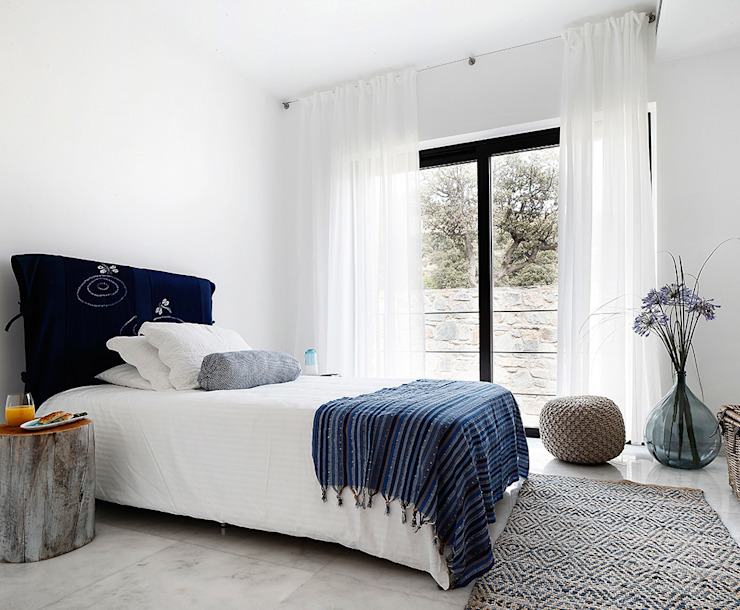 Bedroom by Engel & Völkers Bodrum