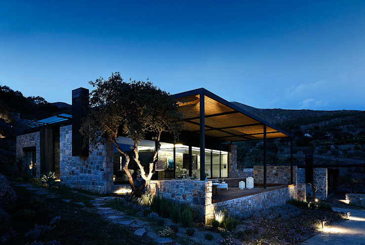 Engel & Völkers Bodrum Casas estilo moderno: ideas, arquitectura e imágenes de Engel & Völkers Bodrum Moderno