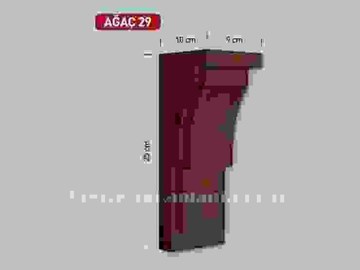 Model 29 Ahşap Görünümlü Eps Tonoz Vip Tavan Kaplama Klasik