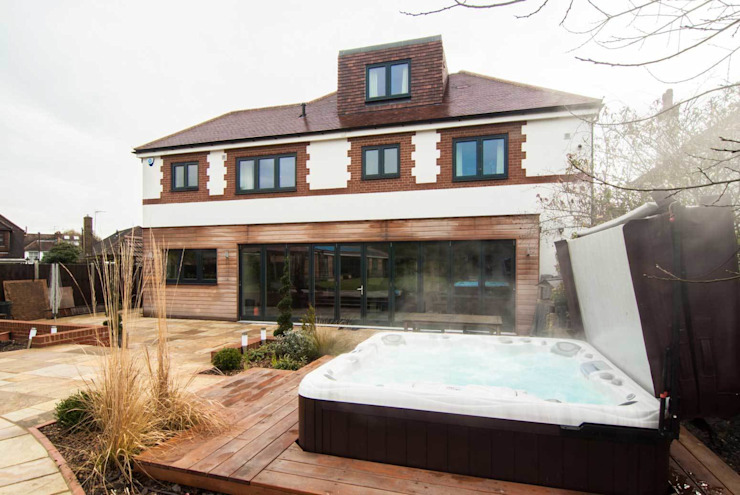 Myddelton Gardens par Bradley Van Der Straeten Architects