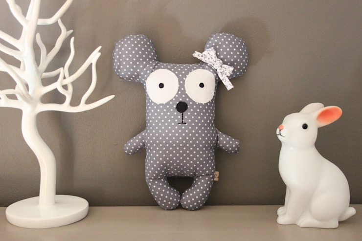 Zolé Nursery/kid's roomAccessories & decoration Cotton Grey