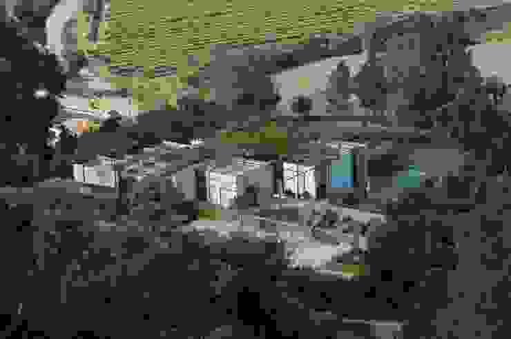 Casa I Casas modernas por A. BURMESTER ARQUITECTOS Moderno