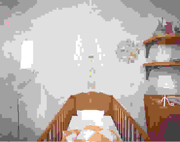 Chambre d'enfant méditerranéenne par Дизайн-бюро Анны Шаркуновой 'East-West' Méditerranéen