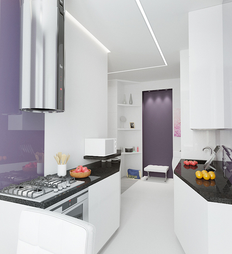 Rustem Urazmetov Kitchen