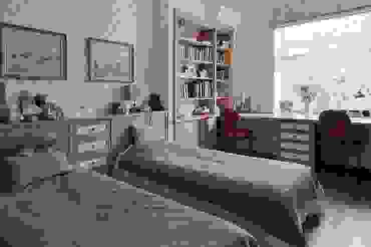Квартира в сиреневых тонах Детская комнатa в классическом стиле от ANIMA Классический