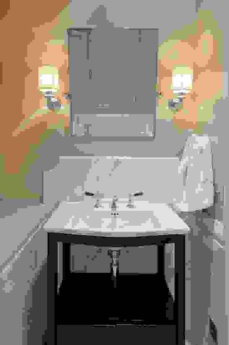 Квартира в сиреневых тонах Ванная в классическом стиле от ANIMA Классический