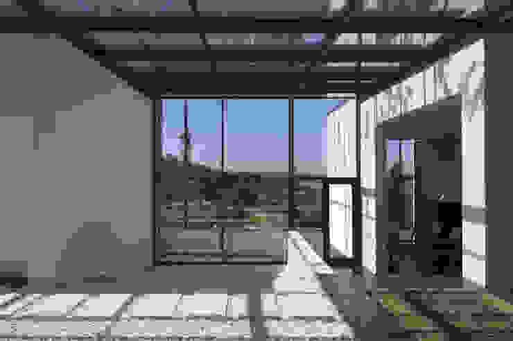 Casa I Jardins de Inverno modernos por A. BURMESTER ARQUITECTOS Moderno