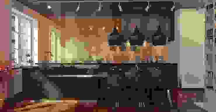 Modern Yemek Odası homify Modern