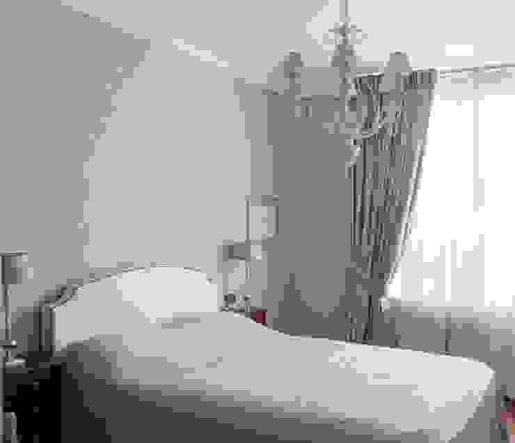 Квартира в сиреневых тонах Спальня в классическом стиле от ANIMA Классический