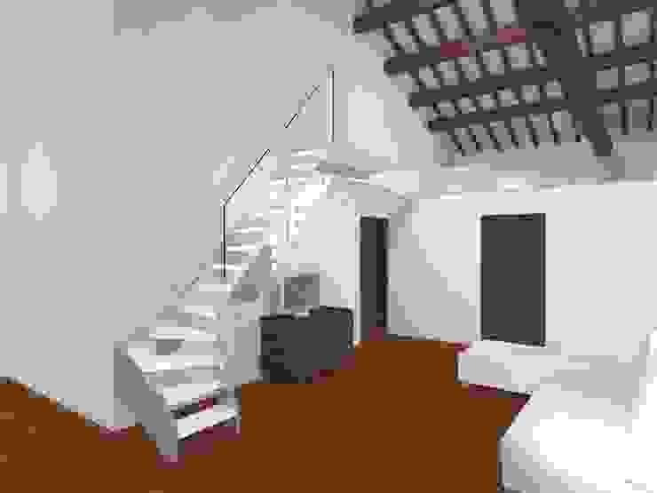 Progetto di Anna Leone Architetto Home Stager Moderno