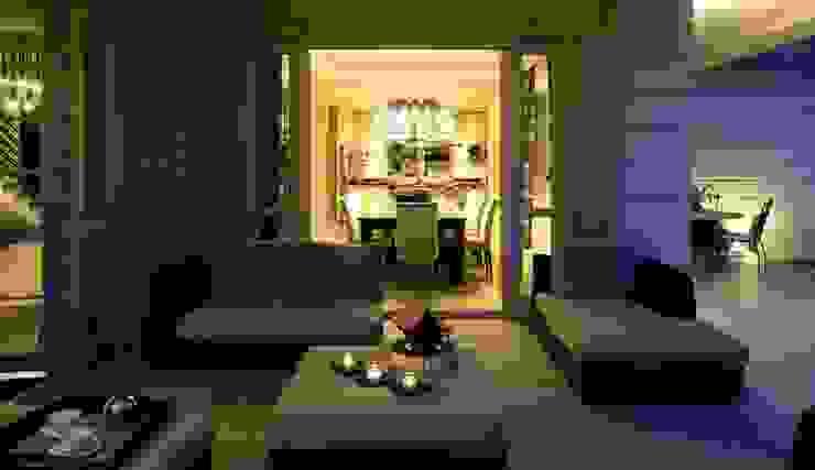 Балкон и терраса в классическом стиле от ASA Autorskie Studio Architektury Классический
