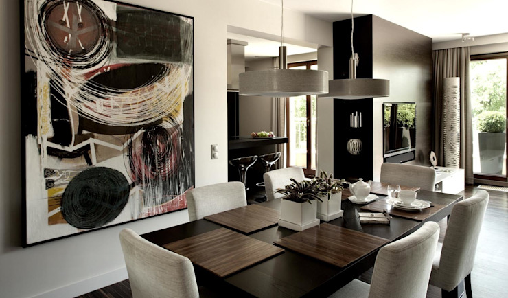Столовые комнаты в . Автор – ASA Autorskie Studio Architektury