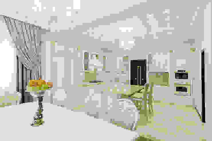Дом в Дагомысе Кухня в классическом стиле от Креазон Классический