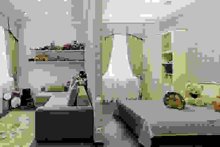 Дом в Дагомысе Детская комнатa в классическом стиле от Креазон Классический