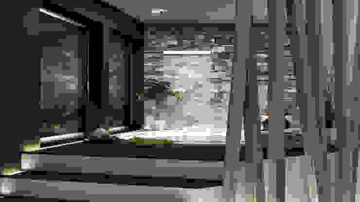 Spa phong cách hiện đại bởi Architetto Luigia Pace Hiện đại