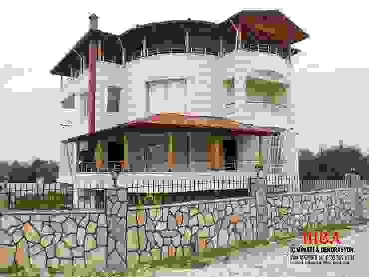Ahmet Bilgin Evi Modern Evler Hiba iç mimarik Modern