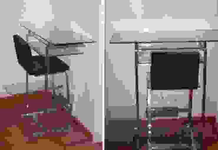 MUEBLES DIVERSOS de metalurgicaferentino Moderno Vidrio