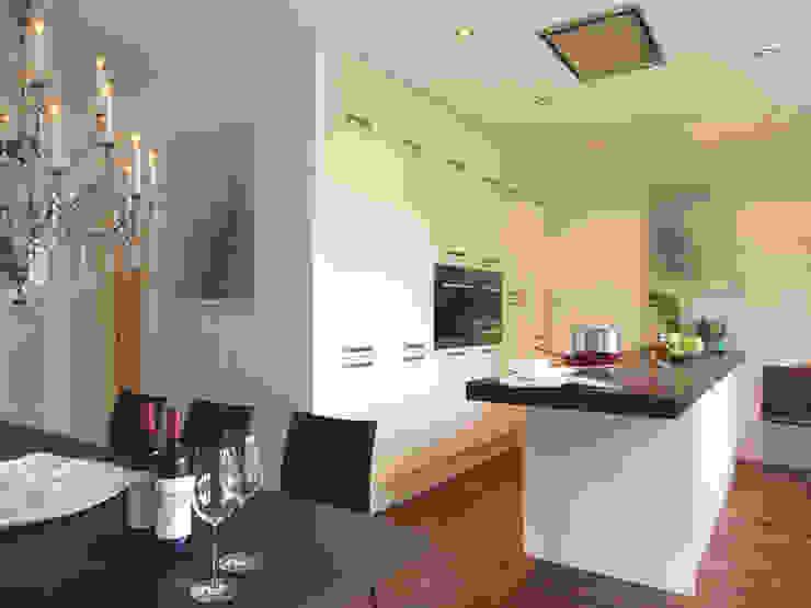 Kitchen by Haacke Haus GmbH Co. KG, Modern
