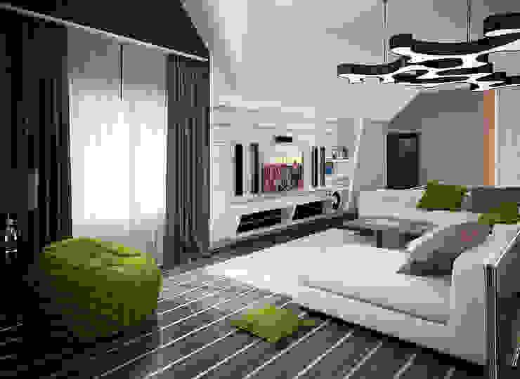Инна Михайская Modern Living Room