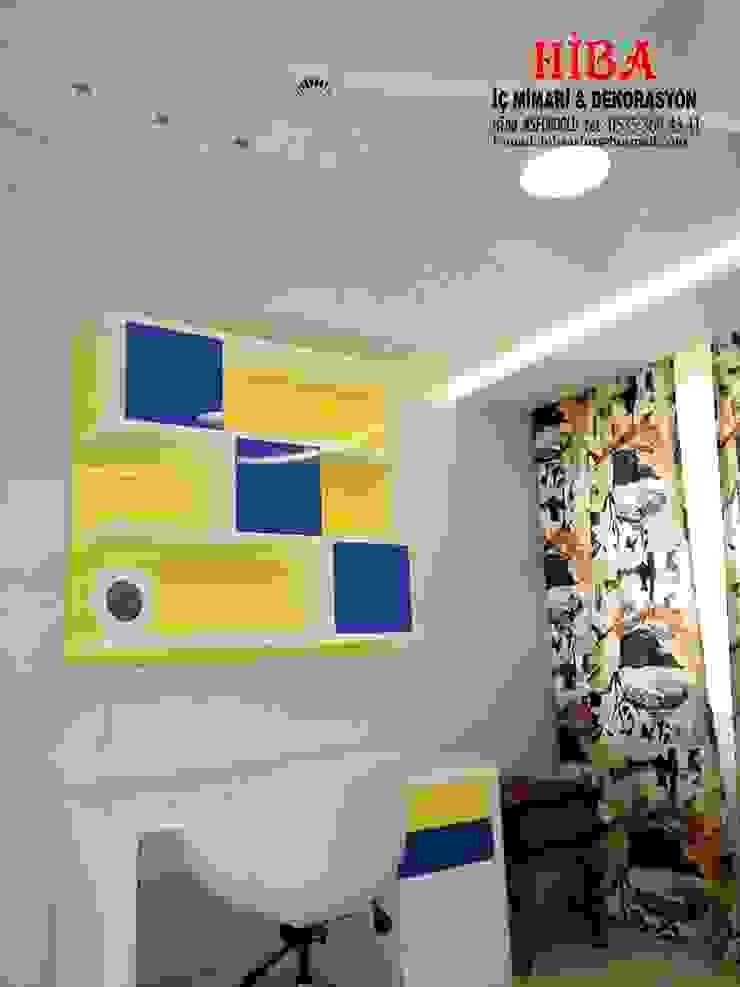 Dormitorios infantiles de estilo moderno de Hiba iç mimarik Moderno