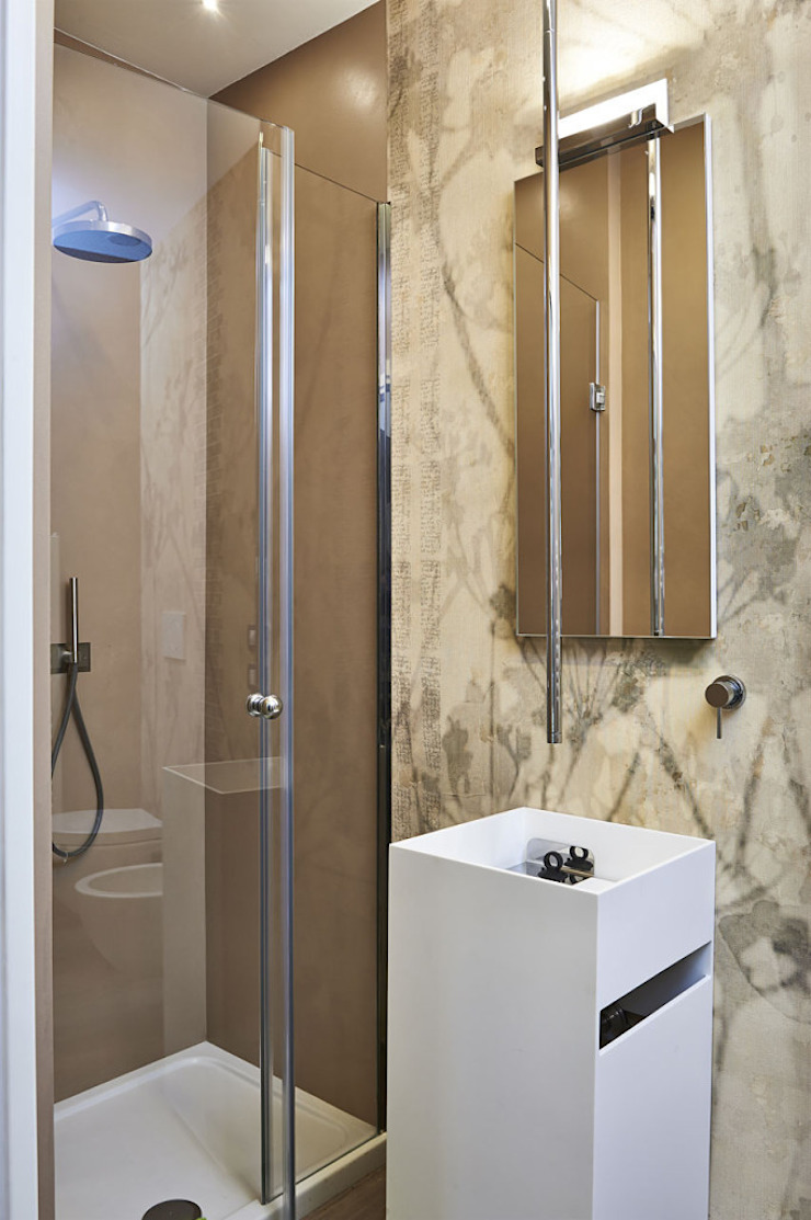 Modern bathroom by Studio ARTIFEX Modern
