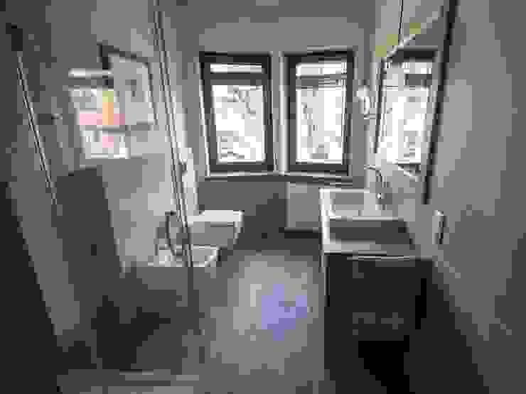 Dom w Polanicy Klasyczna łazienka od ASA Autorskie Studio Architektury Klasyczny