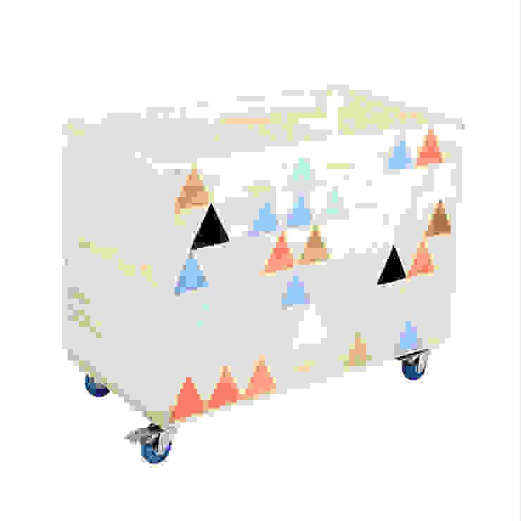 "Toy box ""Pitagoras sigh"" NOBOBOBO Dormitorios infantiles Almacenamiento"