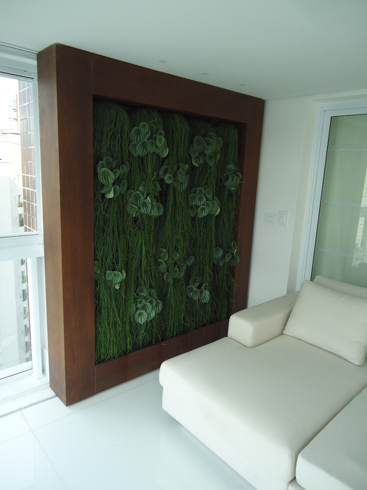 Balcones y terrazas de estilo minimalista de Quadro Vivo Urban Garden Roof & Vertical Minimalista