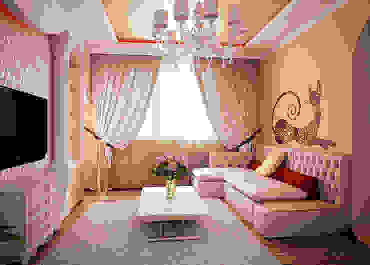 Salas de estilo clásico de Инна Михайская Clásico