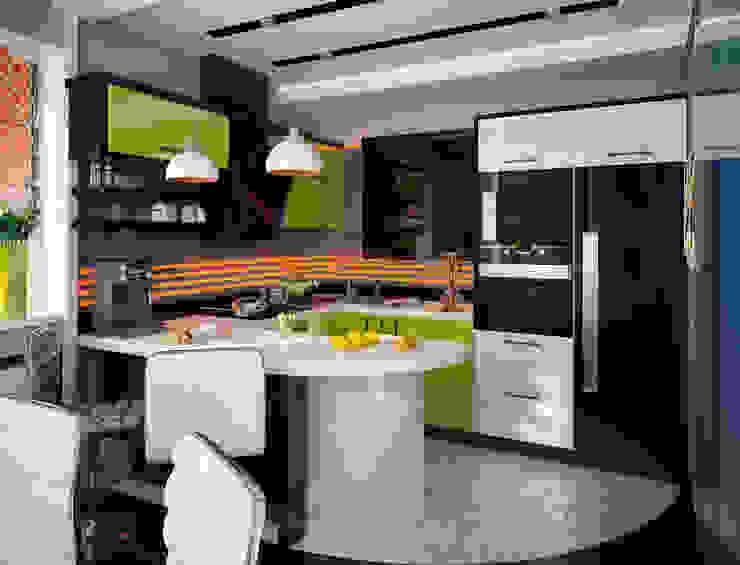 Кухня Кухня в стиле модерн от Инна Михайская Модерн