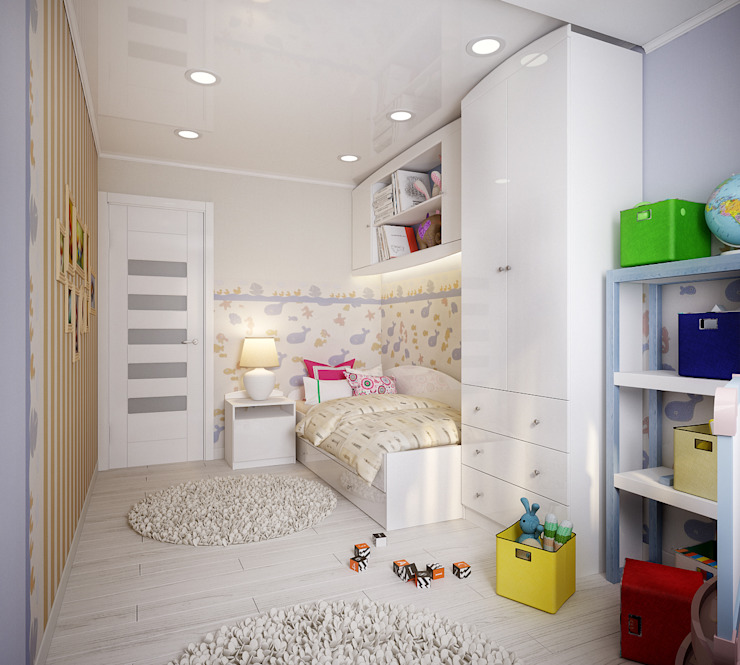 Инна Михайская Nursery/kid's room