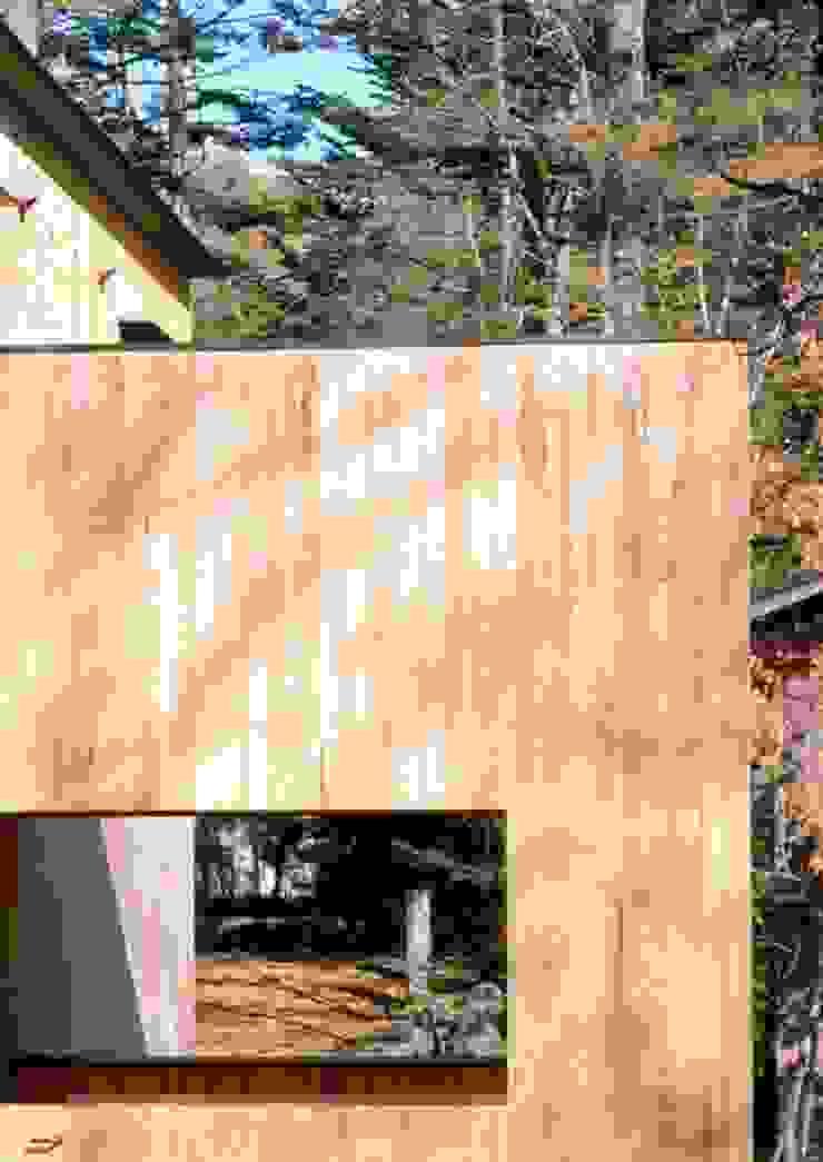 壁面と開口部 モダンな 家 の 久保田章敬建築研究所 モダン